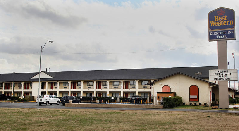 The Best Western Motel in Glenpool recently sold for $2.3 Million.