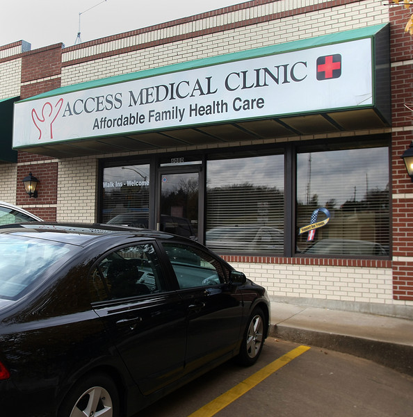 The Access Medical Clinic in Tulsa.