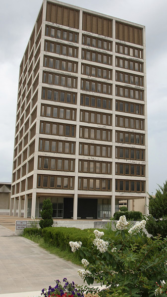 The final documents were signed Wednesday transferring the former Tulsa City Hall building to Brickhugger, LLC. Which plans a 200-room hotel and restaurant with surrounding retail development on the site.