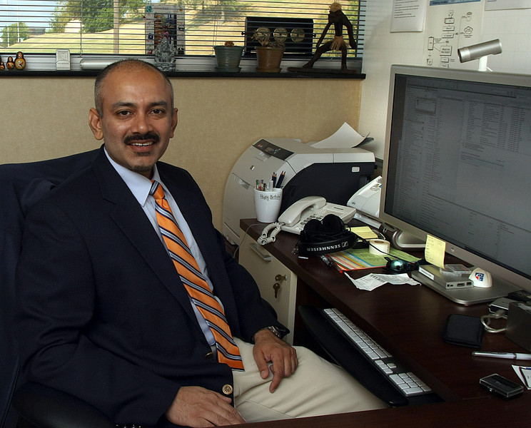Raman Singh, founder of RK Composites Inc., an Oklahoma State University professor at OSU-Tulsa has several years of experience in the development and commercialization of advanced materials technology.