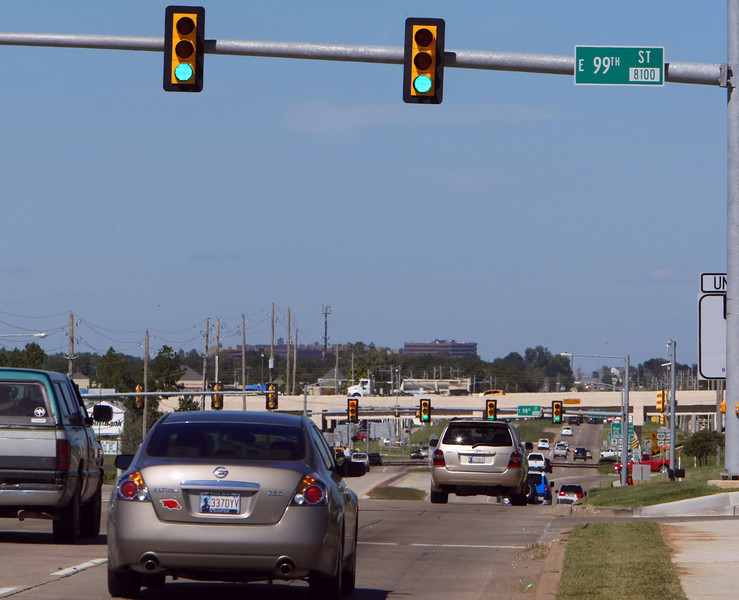 The City of Tulsa needs $246,00 to finish phase 1 of synchronizing traffic lights.