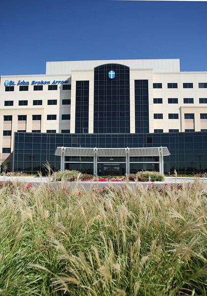 The St. Johns Hospital in Broken Arrow.