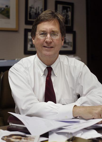 Tulsa mayoral candidate Dewey Bartlett.   **** FILE PHOTO *****