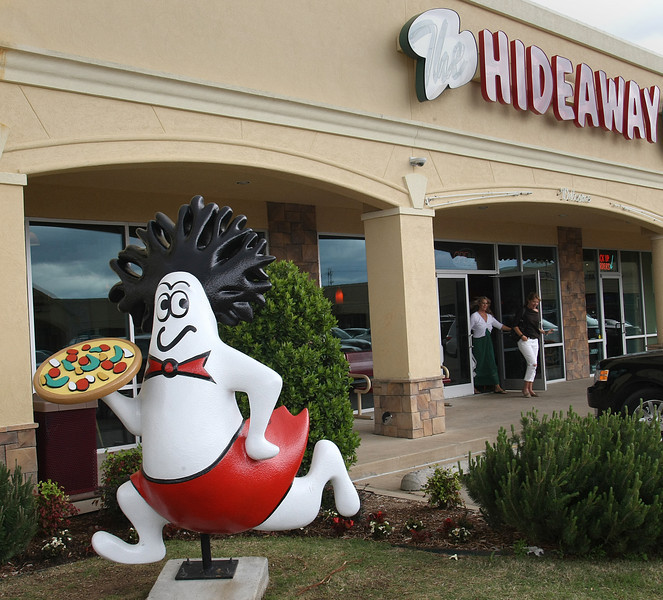 Hideaway Pizza is planning on adding three new locations. One shop in Tulsa and two in Oklahoma City.