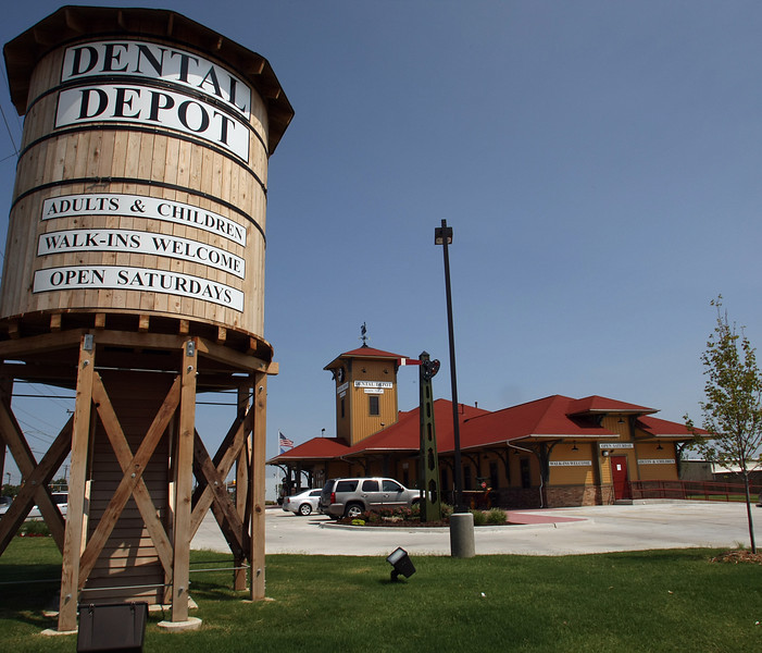 The Dental Depot in Tulsa.