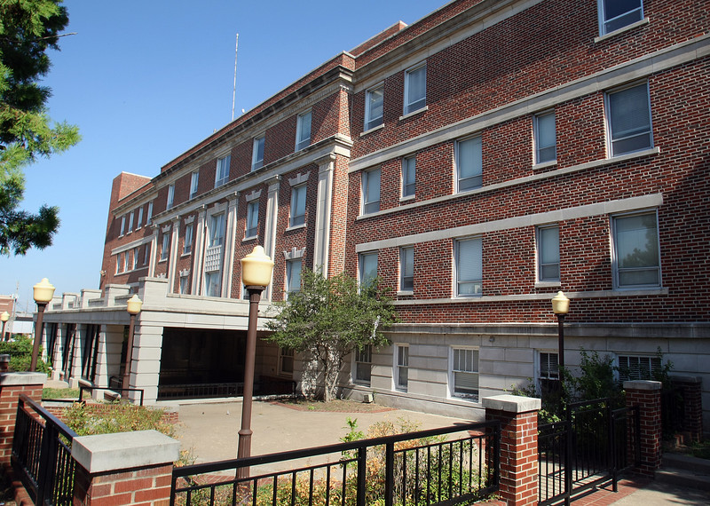 The former Washington County Memorial Hospital at 412 SE Frank Phillips Blvd in Bartlesville is slated to be renovated into apartments.