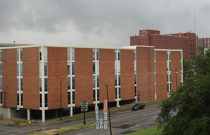 The Tulsa Development Authority approved final negotiations for Oklahoma State University Medical Center to buy and redevelop the 41,500-square-foot Center Office Building, 707 S. Houston Ave.