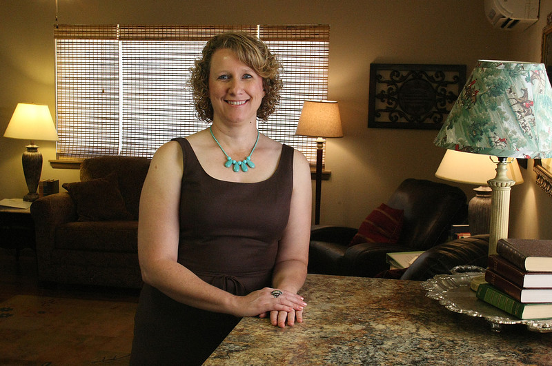 Toni Moore, President and CEO Hospitality House of Tulsa.