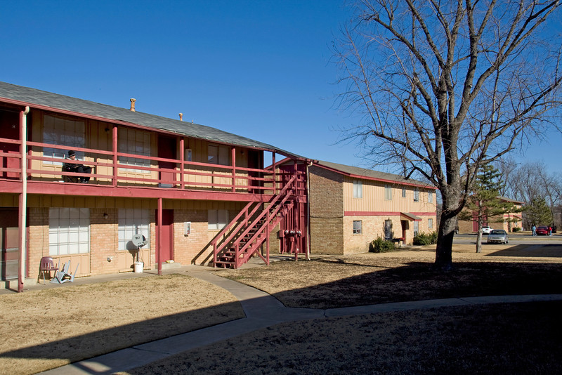 Cedar Crest Apartments in Owasso recently sold for $1.15 million.