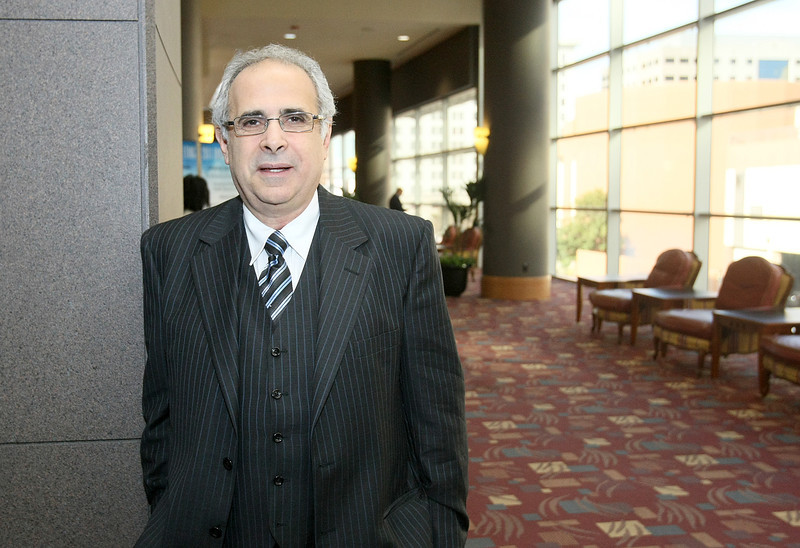 John Zogby. PHOTO BY MAIKE SABOLICH