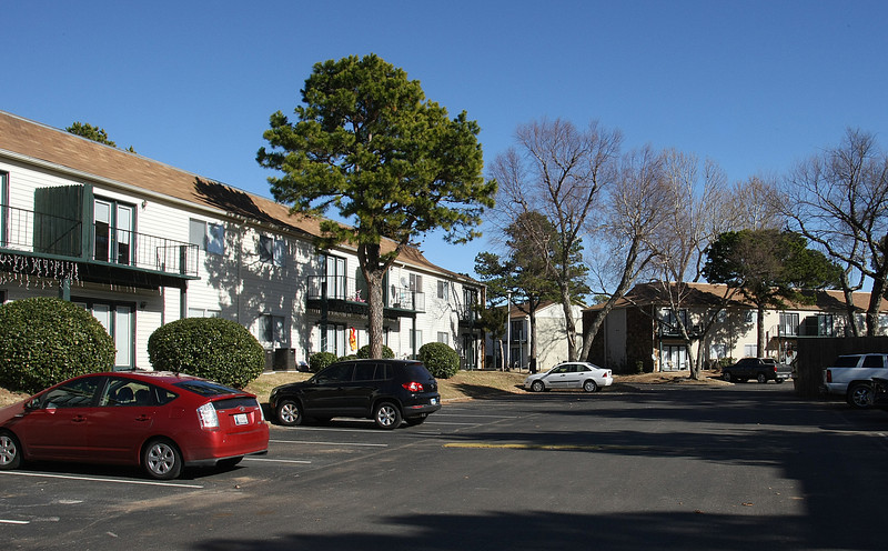 The 341 unit Bandon Trails apartments in South Tulsa sold for $16,785,000 in 2011.