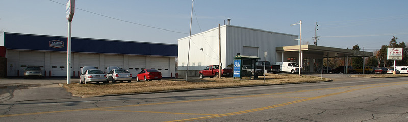 Phillips Breckinridge,purchased the the property Fox Cleaners is located plus two neighboring sites for $1.5 million.