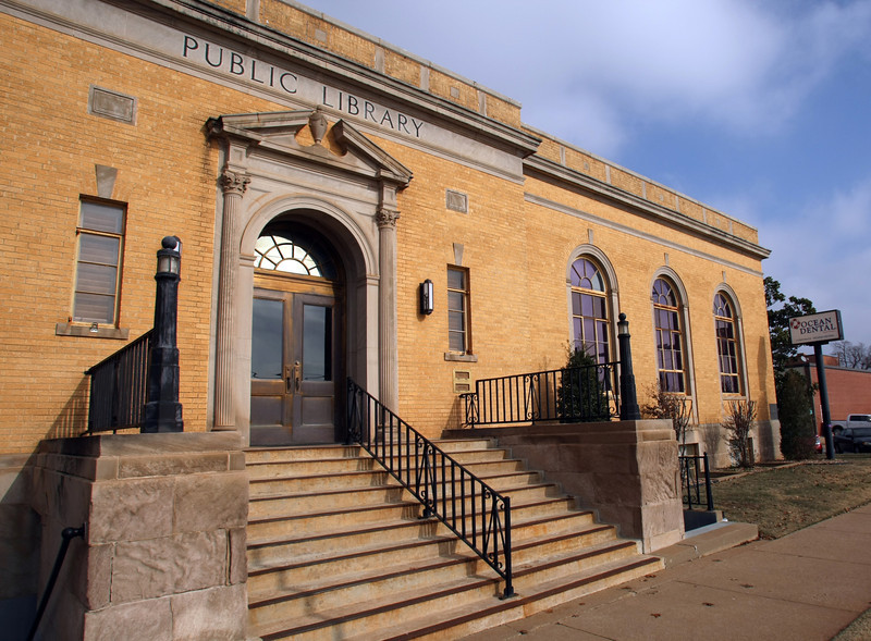 The old Public Library in Stillwater is now the corporate headquarters for Ocean Dental.