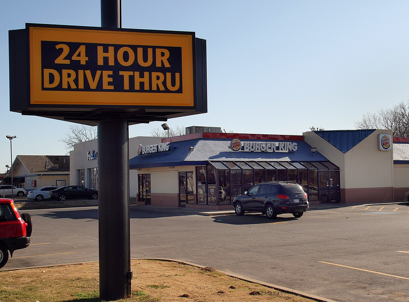 Briight Properties LLC of Tulsa paid $1.4 million for a Burger King location at the busy 71st and Riverside intersection.
