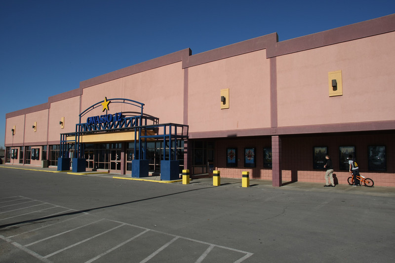 Showplex Cinemas has sold its 12-screen Owasso theater to Store Master Funding of Scottsdale, Ariz., earning a 12-percent gain over its original purchase price.