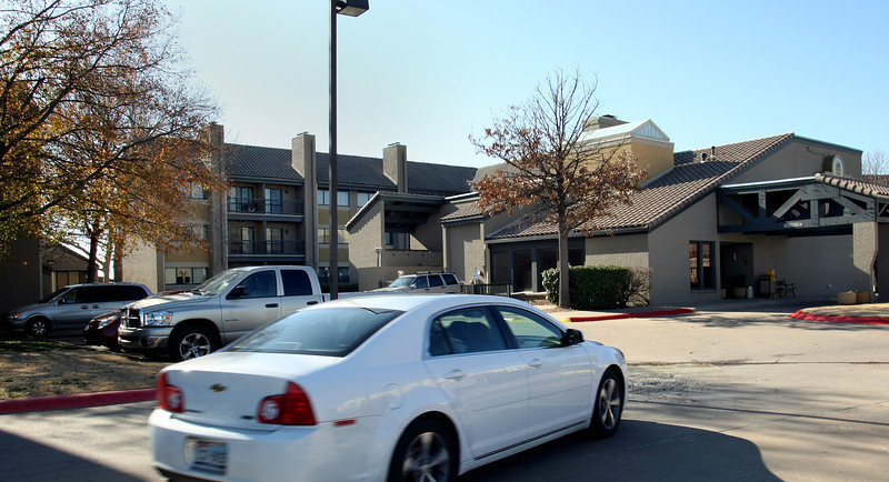 A Tulsa investment group, Tallasi Hospitality LLC, paid $2.8 million for central Tulsa's 136-room Crestwood Suites.