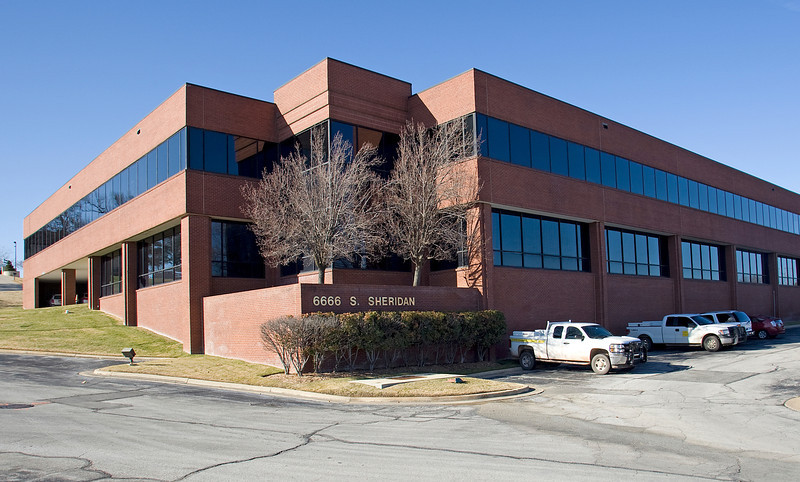Kaiser-Francis Realty Operating Co. sold its Oxford Place office complex to a Tulsa investment group led by Tulsa real estate veteran Alan Harju who paid $3.3 million for he four building complex at 6666 S. Sheridan.