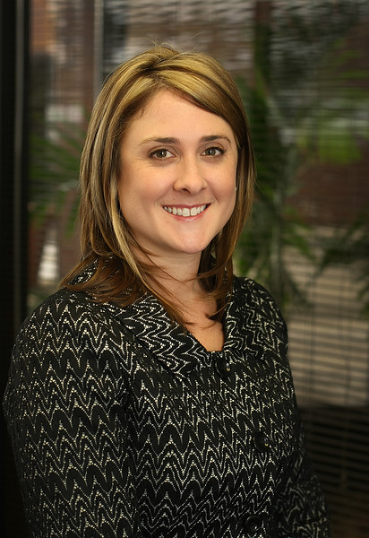 Laura McFarlin, Division Director at OFFICETEAM Specialized Staffing in Tulsa.