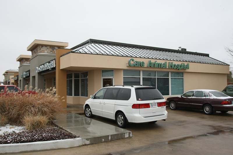 The Care Animal Hospital in South Tulsa will soon triple it's size with a move to a new facility.