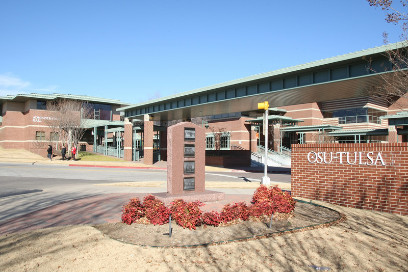 The OSU Tulsa Campus.