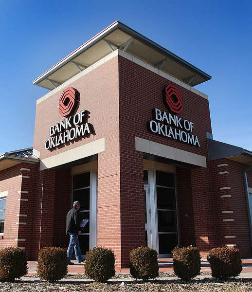 Bank of Oklahoma parent BOK Financial posted record annual profits for 2010, topping prior-year results by 23 percent.