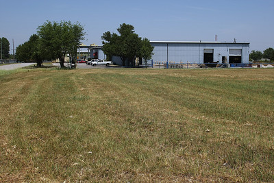 GreenPark Tulsa, part of the Vann Industrial Park in North Tulsa.