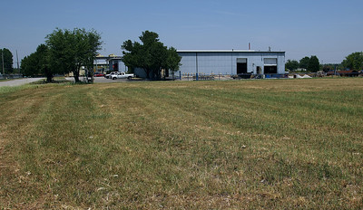 GreenPark Tulsa, part of the Vann Industrial Park in North Tulsa.