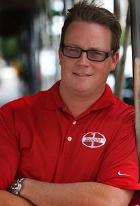 Shane Janssen of Source One Engine Equipment.