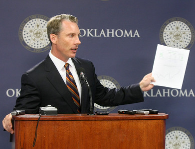 State Treasurer Ken Miller. PHOTO BY MAIKE SABOLICH