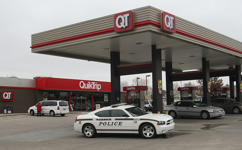 Quik Trip could possibly being planning to build two stores near the Tulsa Hill Shopping Center.