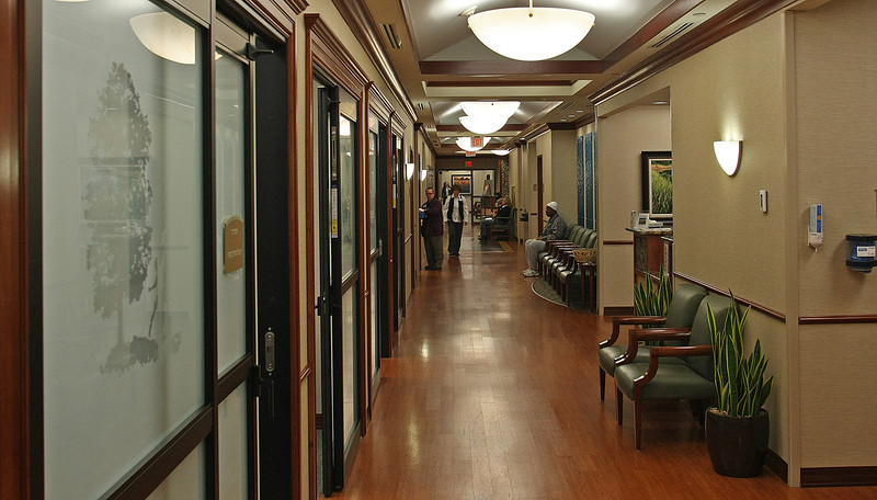 The Cancer Treatment Center in Tulsa.