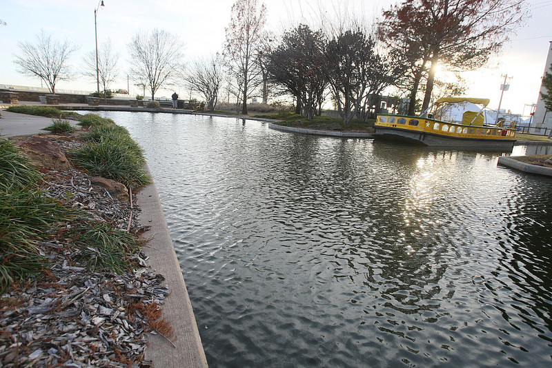 City decides to not extend Bricktown Canal. PHOTO BY MAIKE SABOLICH