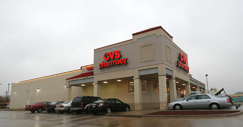 CVS pharmacy on 23rd and Martin Luther King. PHOTO BY MAIKE SABOLICH