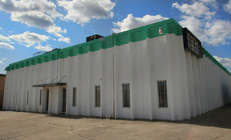 The building at 4116 South 88th East Avenue in Tulsa will be the future 7,000 square foot home of Go Natural CNG.  The company plans to open shop in late October.