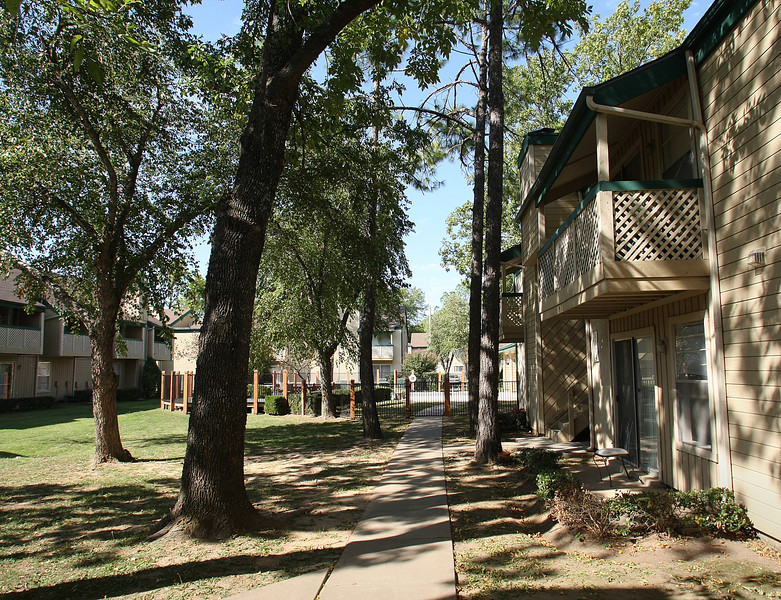 The Pheasant Run Apartments at 2002 E. 73rd Street in Tulsa recently sold for $5.86 million.