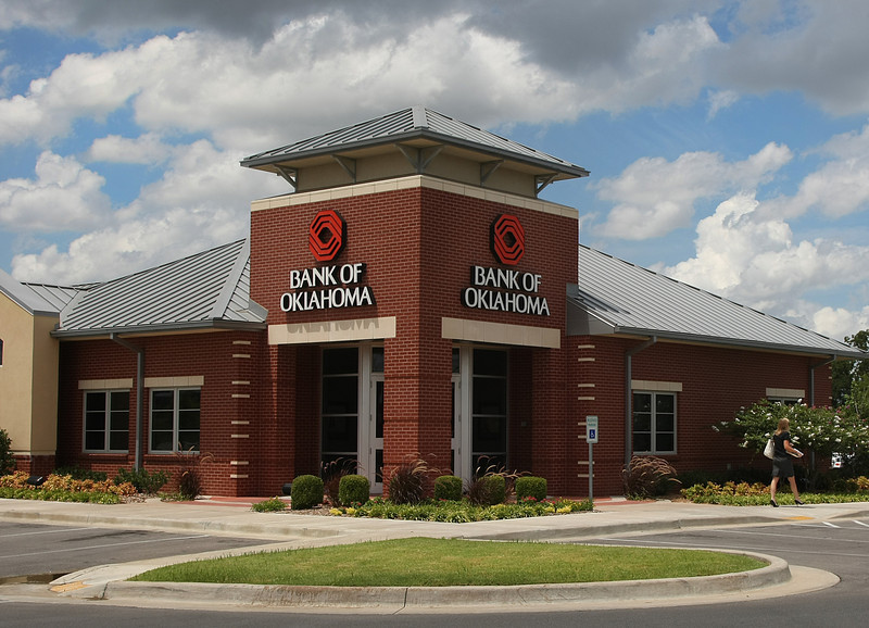 The Bank of Oklahoma released its quarter financial earnings.