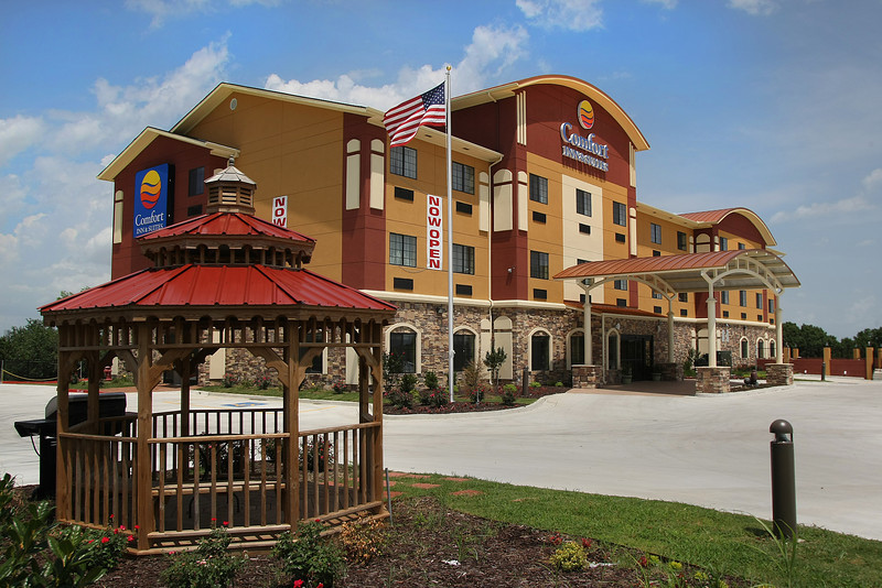 The year-old Comfort Inn in Glenpool recently sold for $4.8 Million.