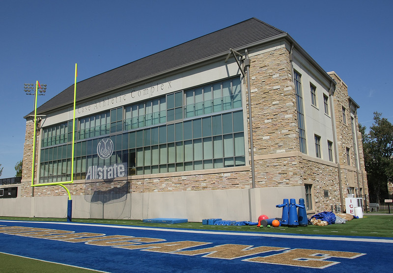 The Case Athletic facility at the University of Tulsa.