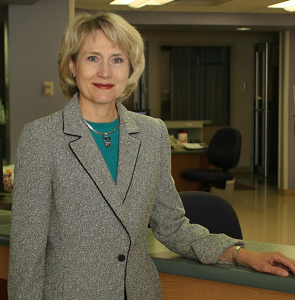 OSU Medical Center Chief Executive Jan Slater