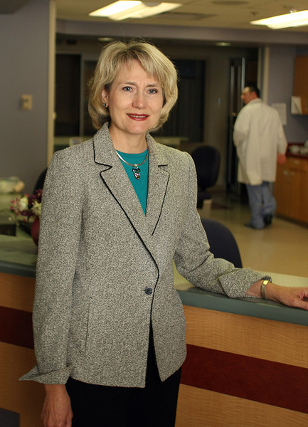 OSU Medical Center Chief Executive is Jan Slater