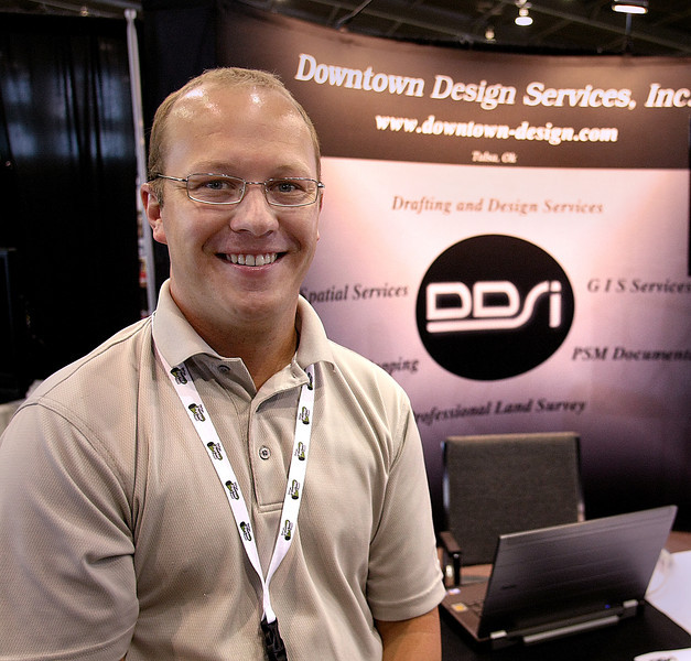 Todd Stewart of Downtown Design Services,