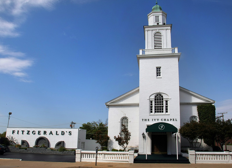 The old Fitzgerald Ivy Chapel has been purchased by the Moore Funeral Home.