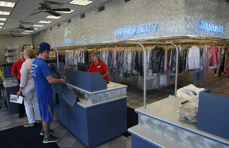 Two Yale Cleaners have been consolidated into one new 4,850 square-foot prototype.