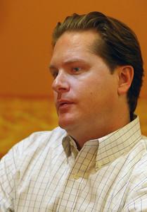 Ben Ganzkow, retail broker, CB Richard Ellis of Oklahoma
