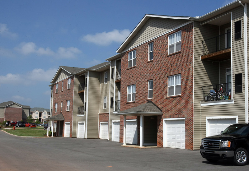 Quail Springs apartment complex sells for $21 million. PHOTO BY MAIKE SABOLICH