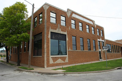The Living Arts Building in Downtown Tulsa.