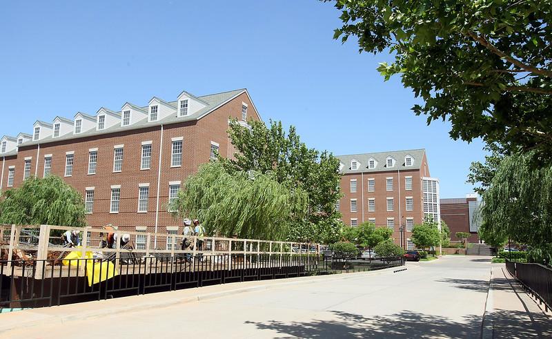 Chesapeake campus. PHOTO BY MAIKE SABOLICH