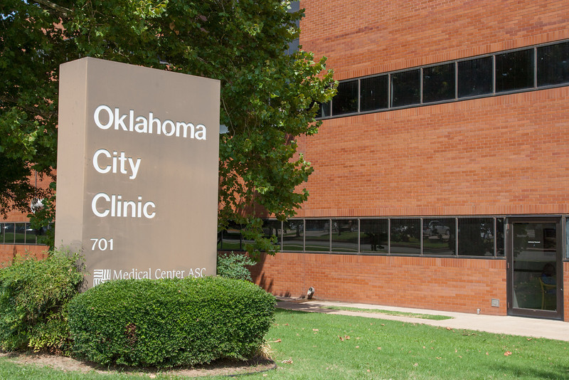The Oklahoma City Clinic on N.E. 10th.