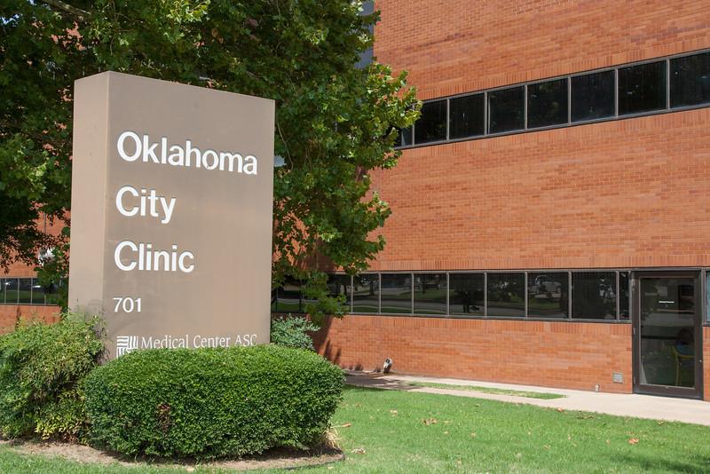 The Oklahoma City Clinic on N.E. 10th.