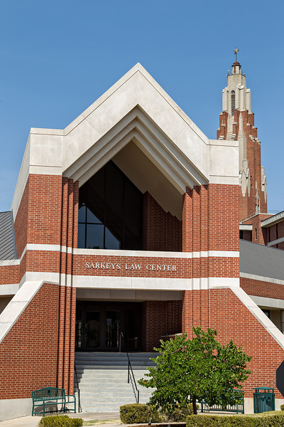 Sarkeys Law Center at Oklahoma CIty University.
